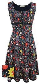 Juliet jurk van Nomads | Jurken, Kleurrijke kleding