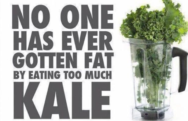 Kale! Adjust to Life Chiropractic - Simpsonville, SC www.adjust2life.com