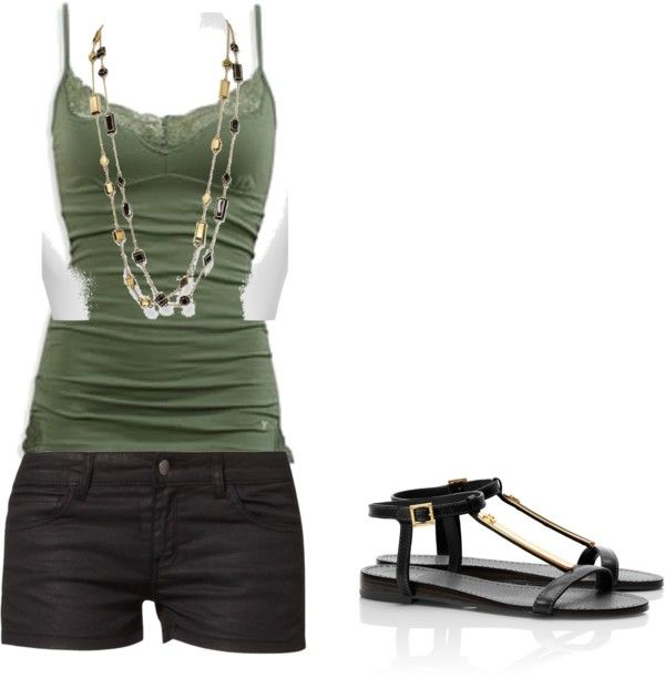"""spring outfit"" by sassy14u on Polyvore"