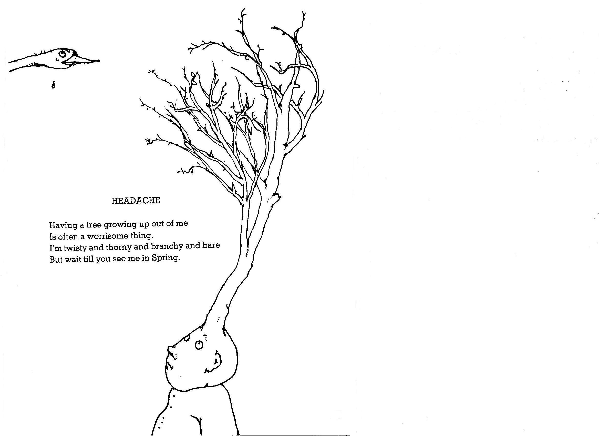 Shel Silverstein Illustrations: Illustrators Like Shel Silverstein
