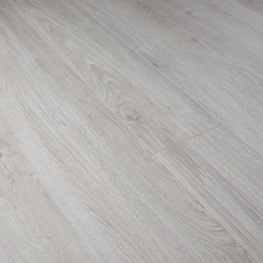 Elka 8mm White Oak Laminate Floor White oak laminate