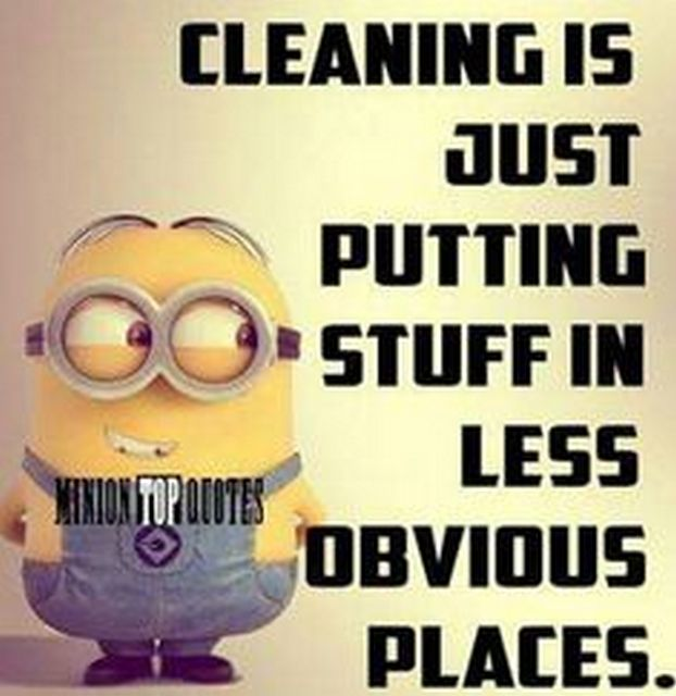 Cleaning Quotes Magnificent Today Top 41 Lol Minionsn 010640 Pm Monday 23 January 2017 Pst . 2017