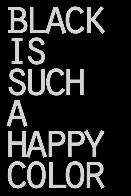 bc0a57f325d BLACK IS SUCH A HAPPY COLOR #morticiaaddams #quote | awesome quotes ...