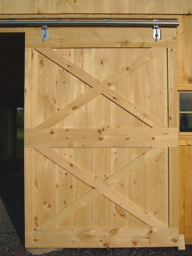 Gentil How To Build A Shed Door With Plywood
