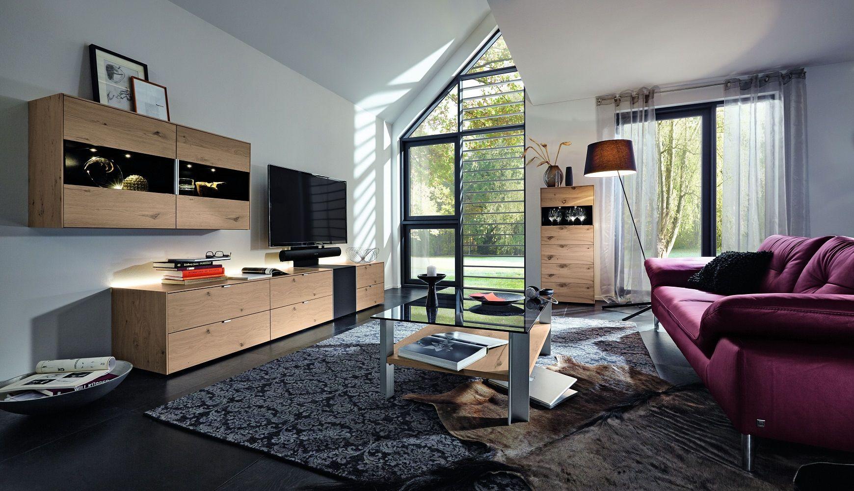 Kleines Wohnzimmer modern einrichten Tipps und Beispiele | Interiors ...