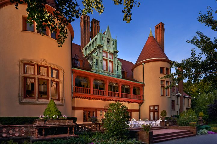 Chateau At Coindre Hall Wedding VenuesChateaus
