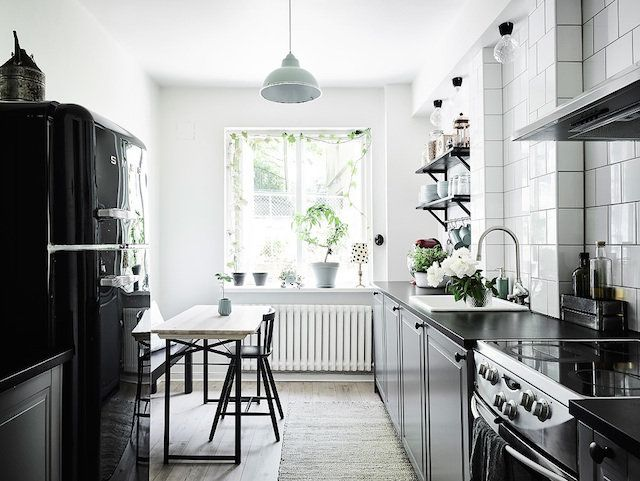 My Scandinavian Home A Lovely Swedish Home With Something For Everyone Architecture Scandinavian Kitchen Design Kitchen Interior Kitchen Dinning Room