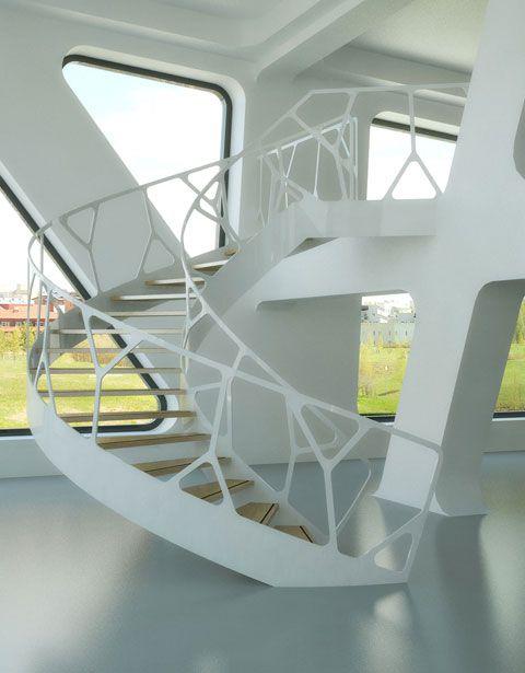 Escaleras de Caracol Modernas - Eestairs ESCALERAS Pinterest - escaleras modernas