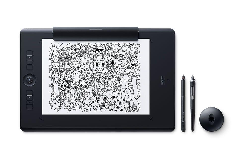 Electronics Touch Tablet Wacom Intuos Wacom Pen