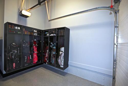 Garage Storage Ideas For Golf Clubs
