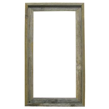 10 X 20 Barnwood Open Frame 2 Wide With Images Barn Wood Frames Barn Wood Open Frame