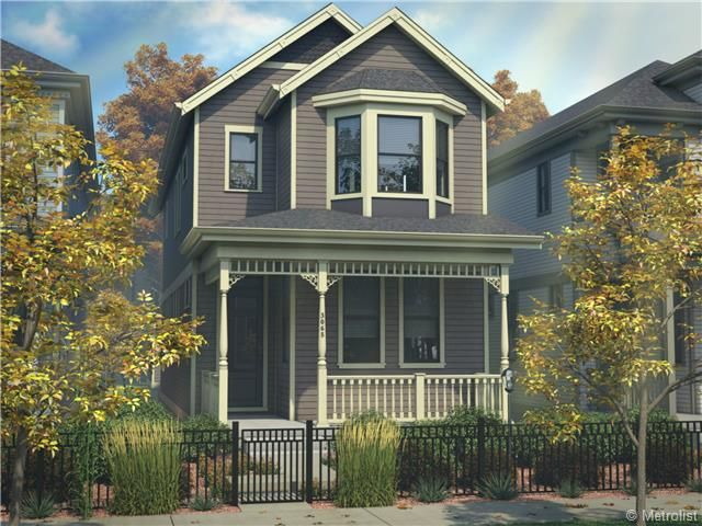 New Construction Energy Efficient Victorian Style Homes In Curtis Park Slated For Completion In Late 2 Denver Real Estate Victorian Style Homes Colorado Homes