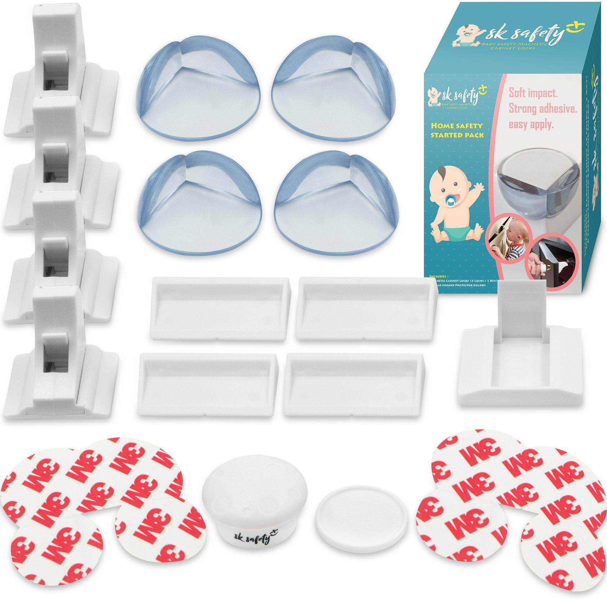 Baby Safety Lock Kit Corner Guard Child