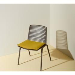 Photo of Fast zebra chair taupeDesigntolike.de
