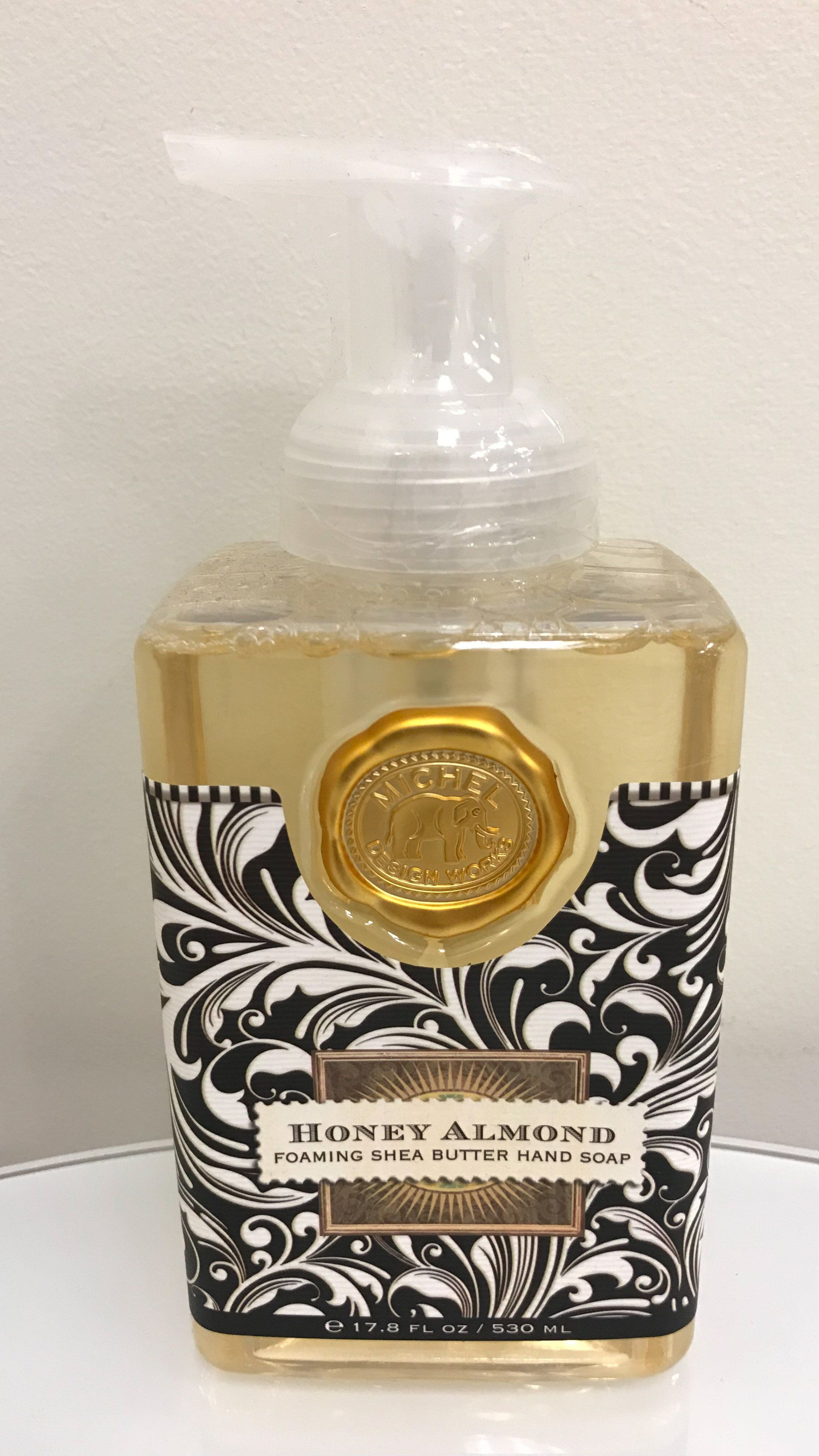Michel Design Works Honey Almond Foaming Hand Soap Products