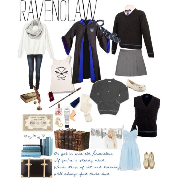 """Hogwarts"" by kitaquablue on Polyvore"