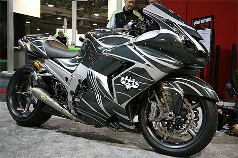 Top 10 Bikes From The 2008 Cycle World International Motorcycle