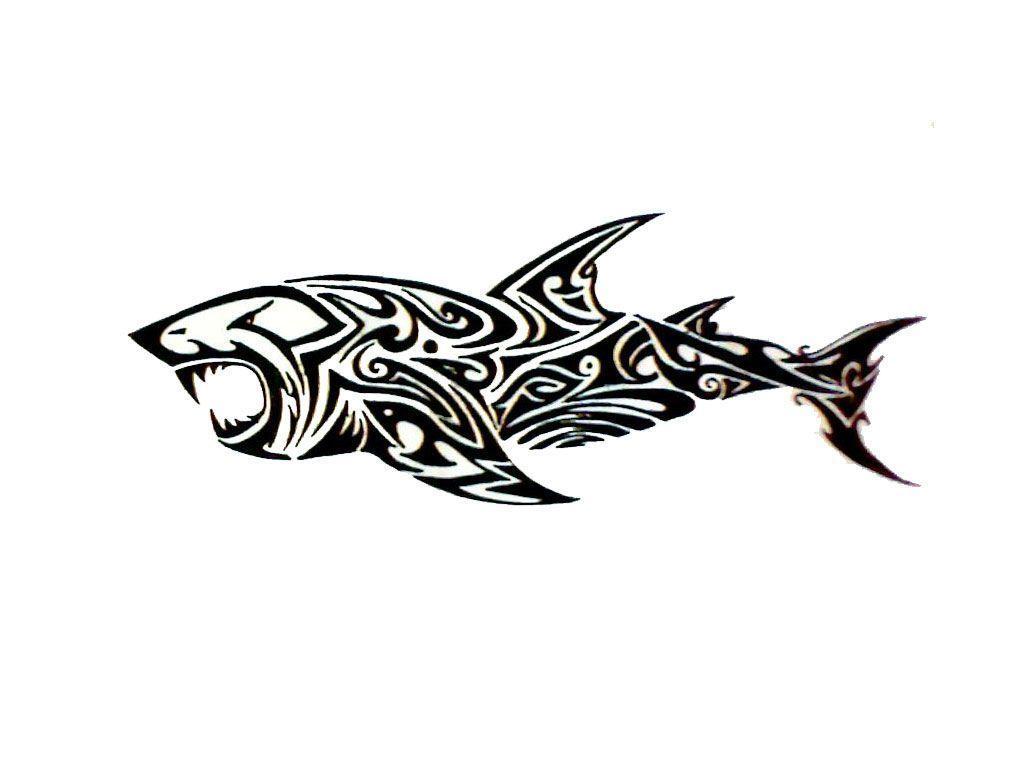 Hawaiian Tribal Tattoos Symbol Meanings Tribal Shark Tattoos Designs And Ideas Polynesiantattoossymbols T Tribal Shark Tattoos Shark Tattoos Tribal Shark