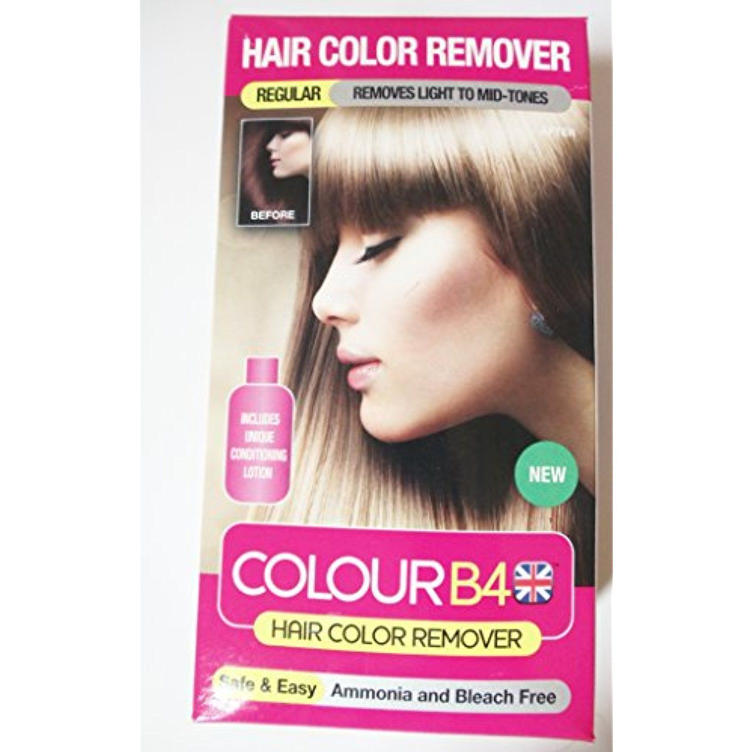 Colour B4 Hair Color Remover Regular 93 Ounce Be Sure To Check
