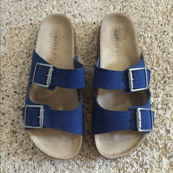 Madden Girl sandal EUC worn twice • Price sticker did