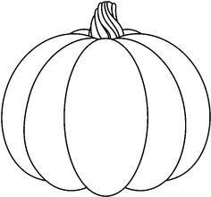 Pompoen Kleurplaat Google Zoeken Pompoenen Pumpkin Halloween