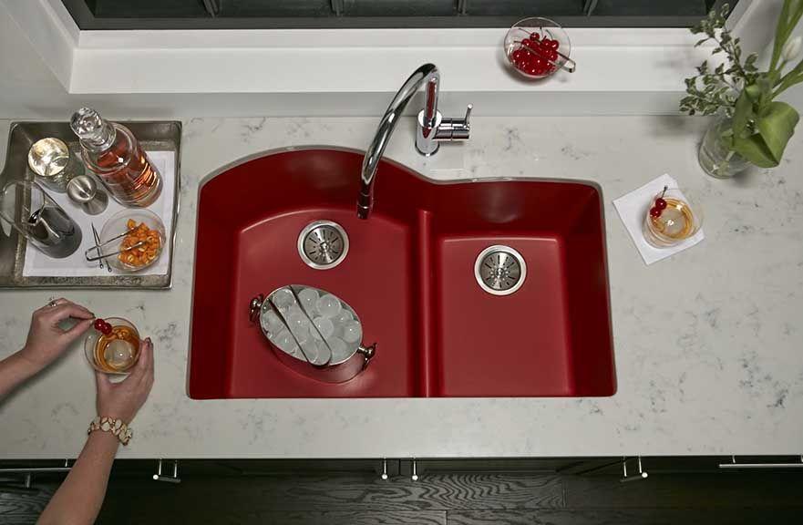 elkay quartz luxe sinks are