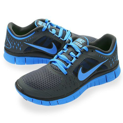 18256bd6f4501 Amazon.com  Nike Free Run+3 Womens Running Shoes 510643-040  Shoes ...