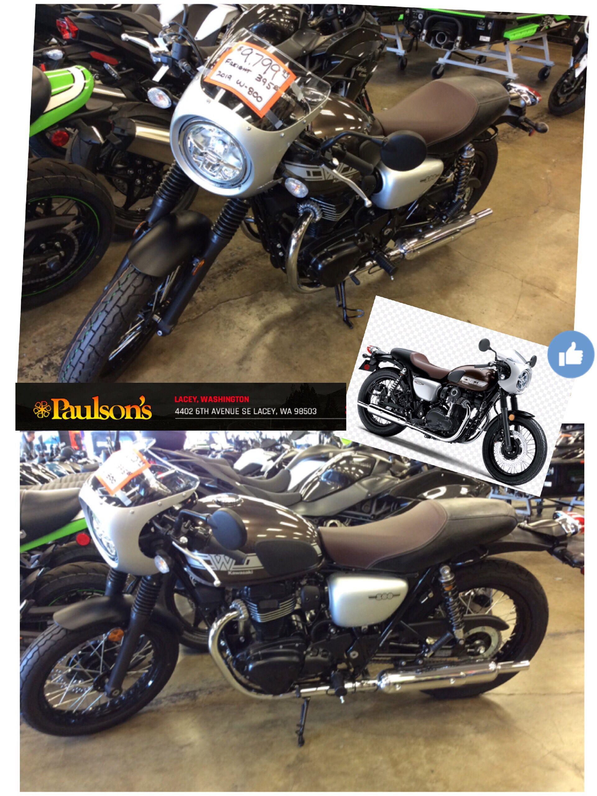 2019 Kawasaki W800 Motorsport, Vehicles, Motorcycle