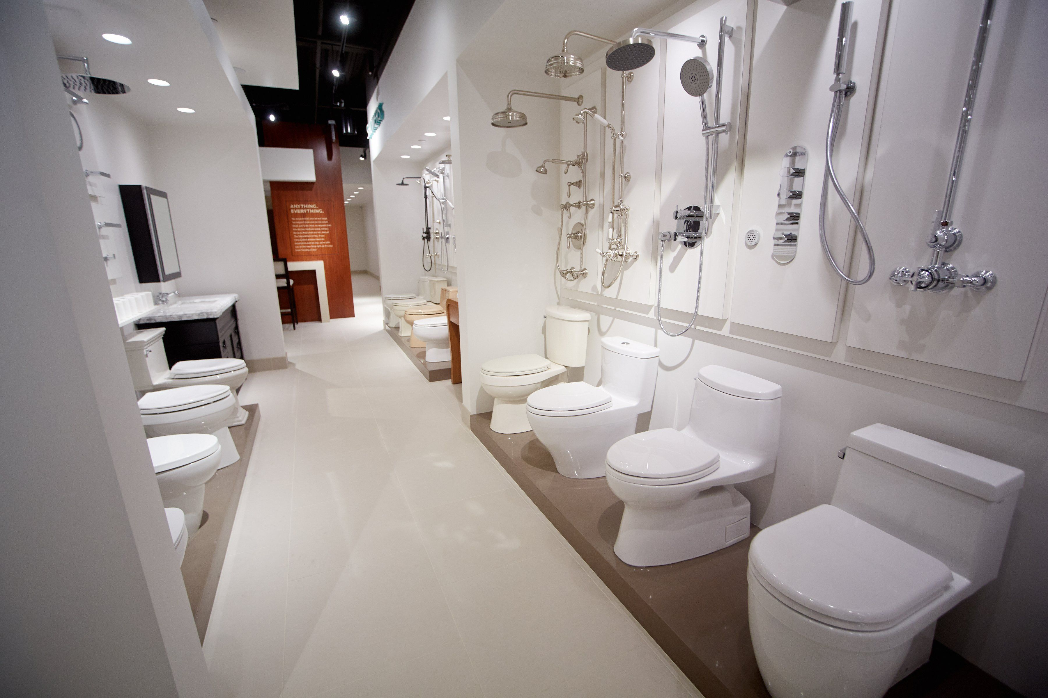 Toilets bathroom fixtures showerheads pirch utc pirch san diego pinterest bathroom Bathroom showrooms san francisco