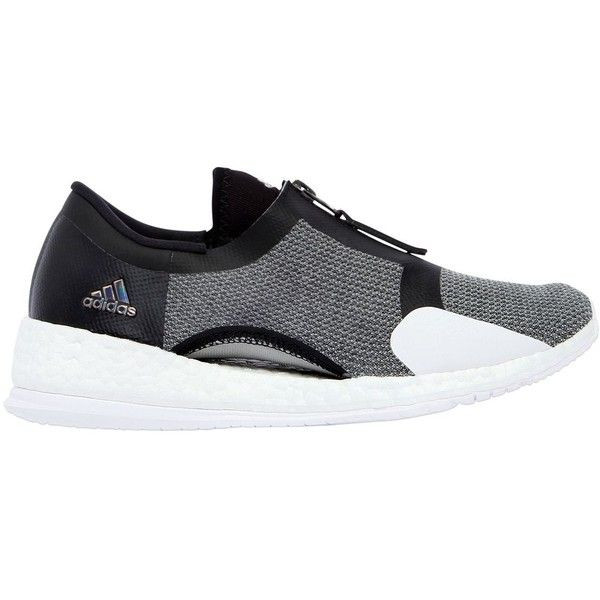 a8e84a3df16d8 Adidas Performance Women Pure Boost X Tr Zip-up Sneakers ( 140) ❤ liked