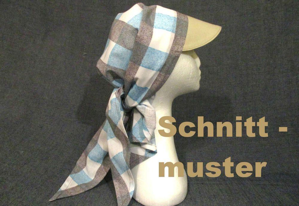 Details zu Damen Sommerhut Sonnenhut Bandana Chemo Kopftuch & Schirm ...