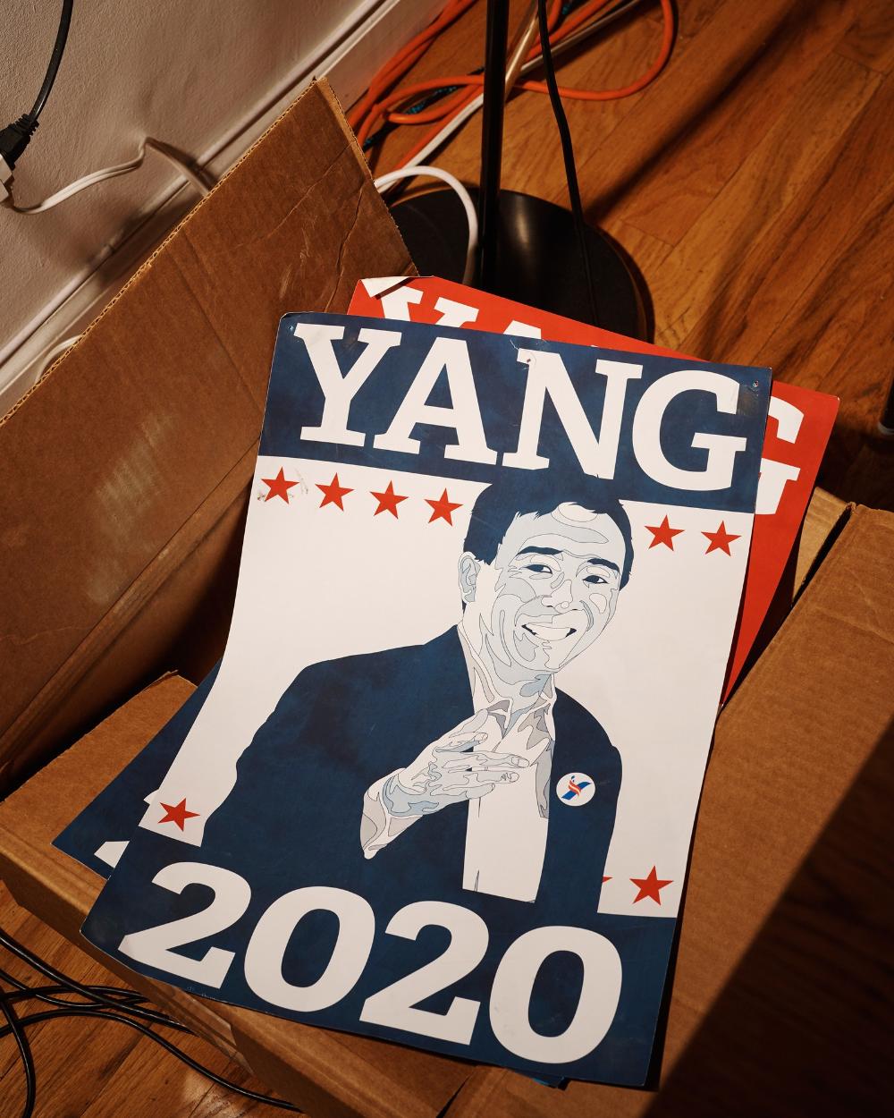 Andrew Yang Is Not Full of Shit Full of shit, Yang
