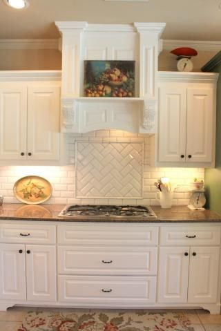 Backsplash Subway Tile For Kitchen 15 Gorgeous Backsplashes Kitchens Tilebacksplashin Casas Por