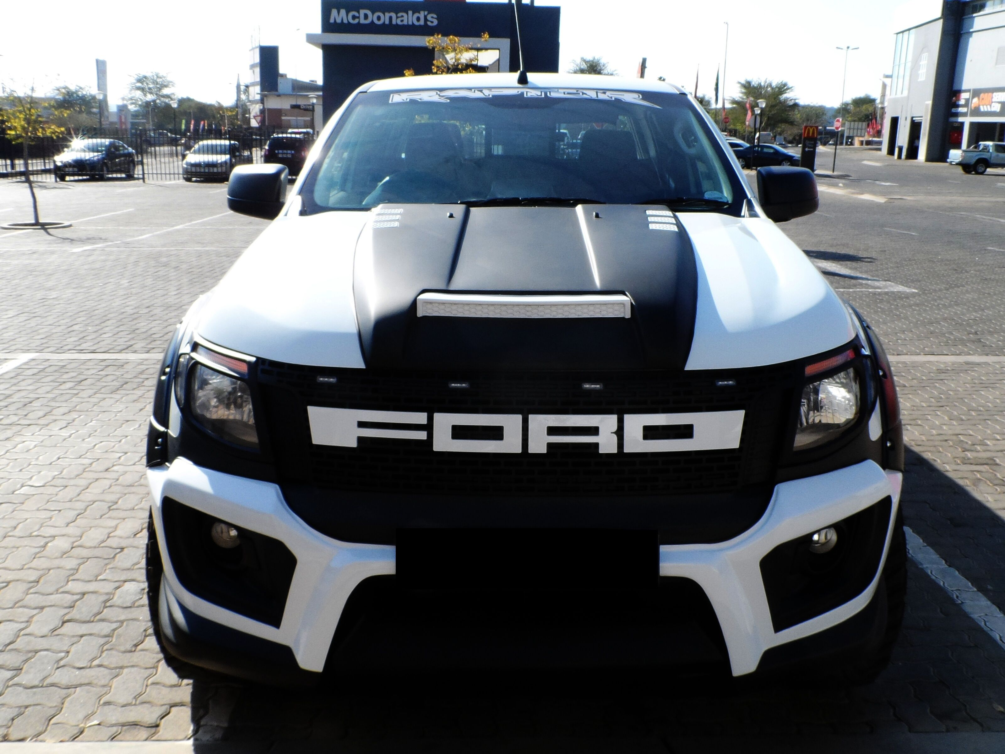 Original Photo Of Ford Ranger