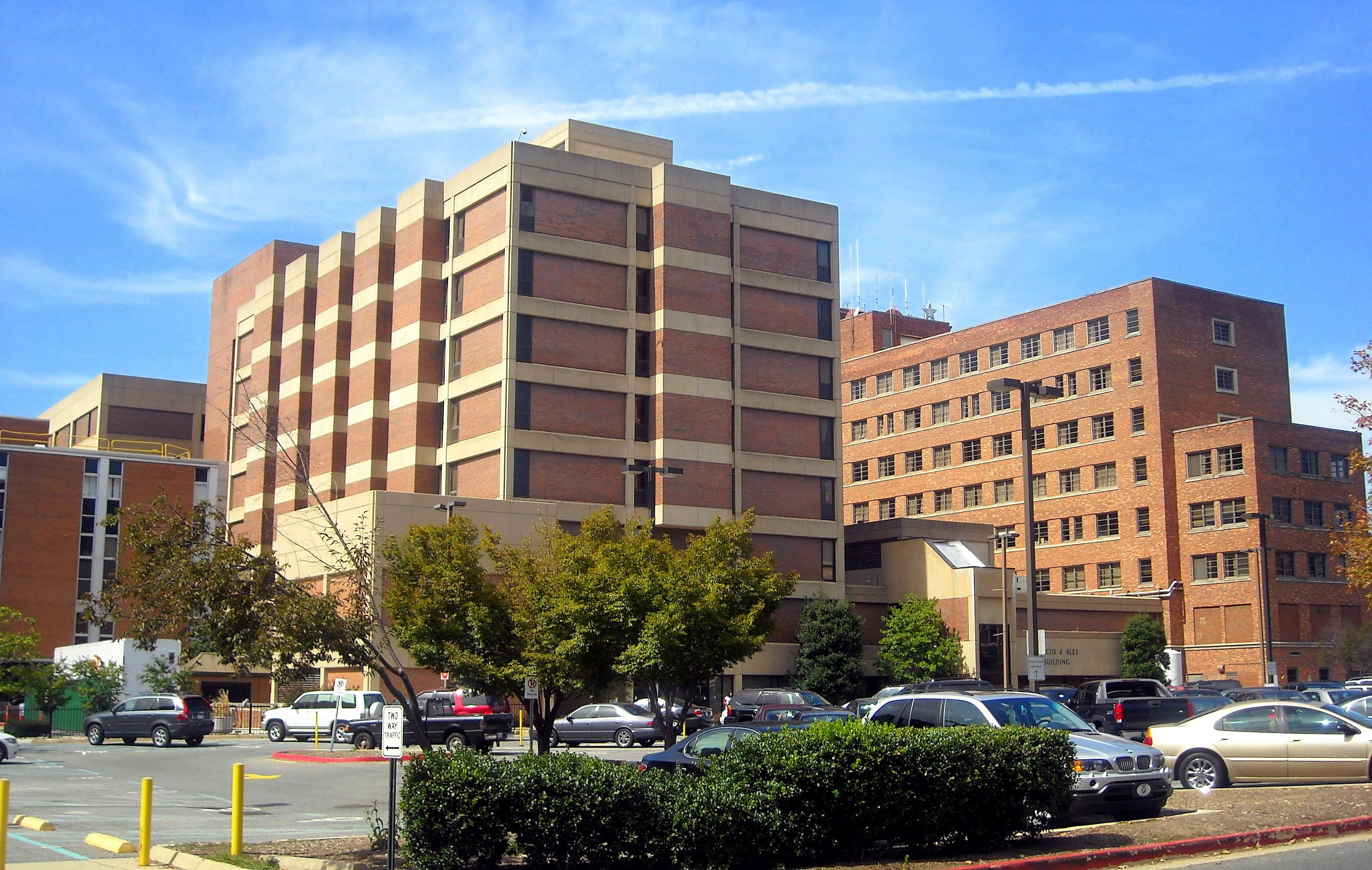 Georgetown Medical Center >> Georgetown University Hospital Georgetown University
