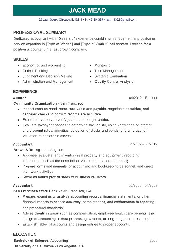 This Image Presents The Functional Resume Template Sample Do You