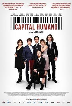 Capa do filme: Capital Humano