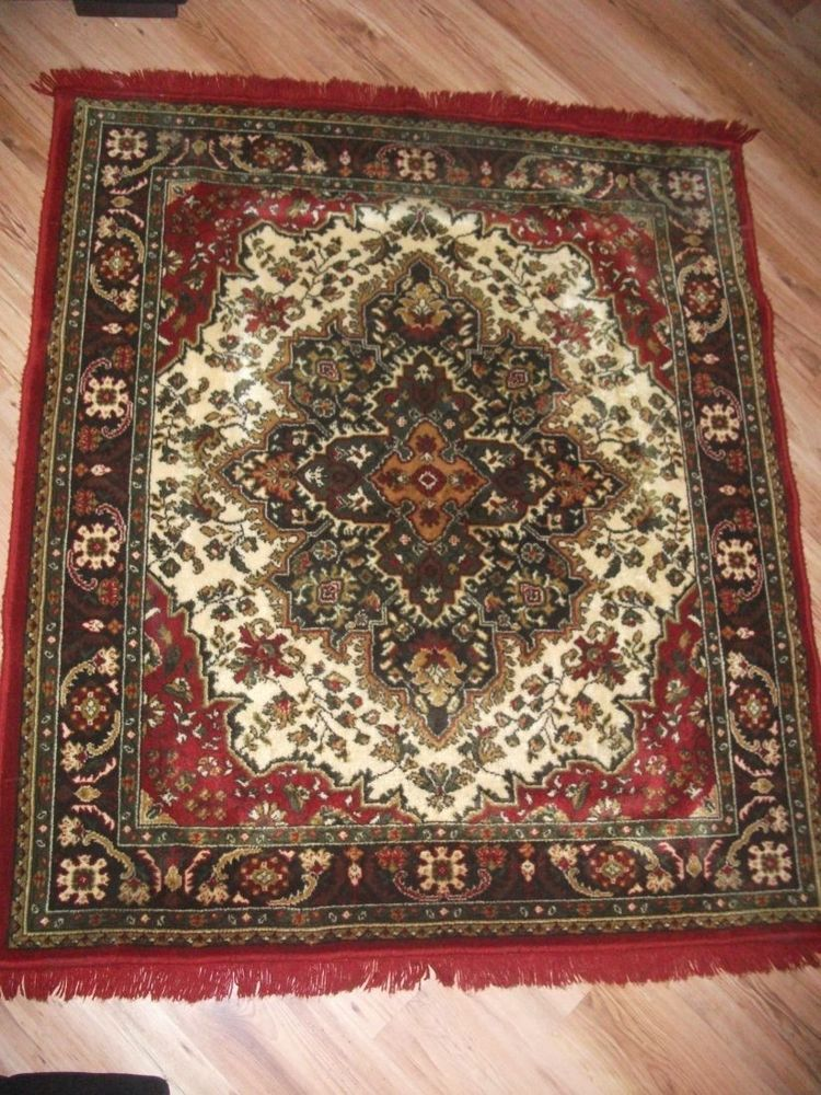 Old Antique Dutch Table Rug For The Home Rugs Old