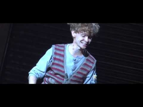 Sweeney Todd trailer for the 2011 Chichester production with Michael Ball and Imelda Staunton. Looks awesome and bloody.
