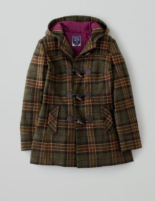 tweed duffle coat from Boden - yes please!!