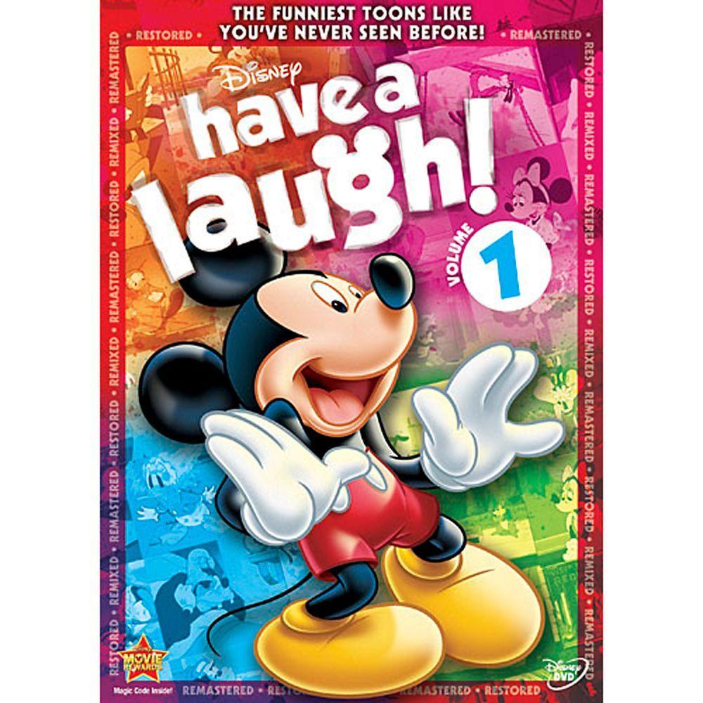 Disney's Have A Laugh! Volume 1 DVD Disney movies