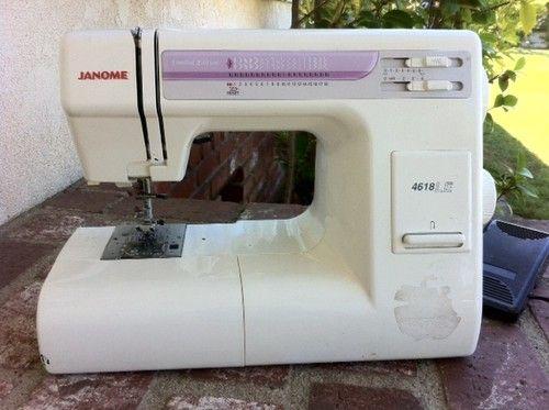 Janome Sewing Machine Sewing Janome Pinterest Janome Impressive Janome 4618 Sewing Machine Reviews