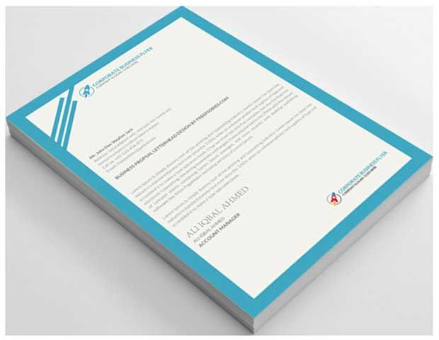 25+ Free Letterhead Templates Available In PSD MS Word  PDF Formats