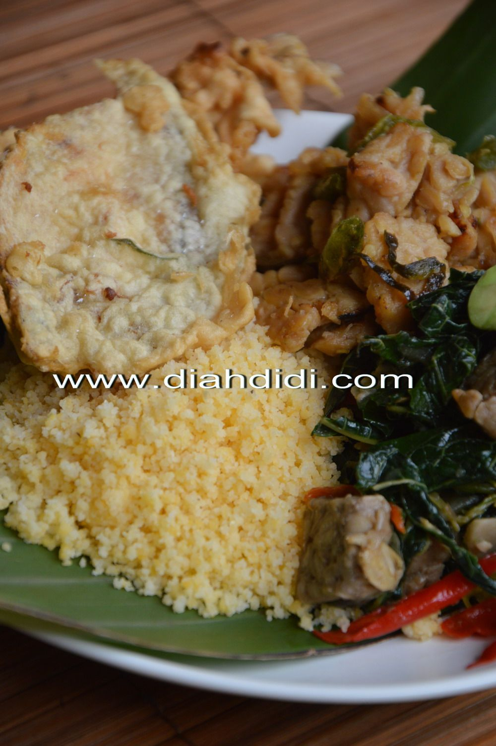 Iwak Peyek Dan Nasi Jagung Wueanakkk Resep Masakan Memasak Masakan