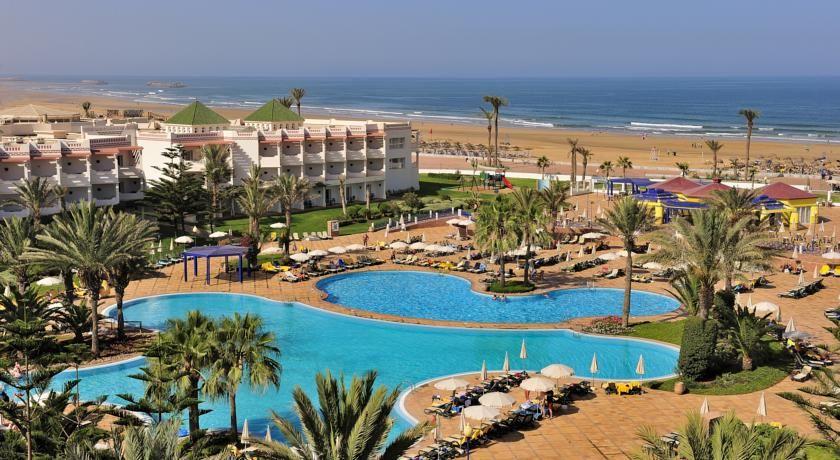 Iberostar Founty Beach Agadir Maroc Agadir Hotel Morocco