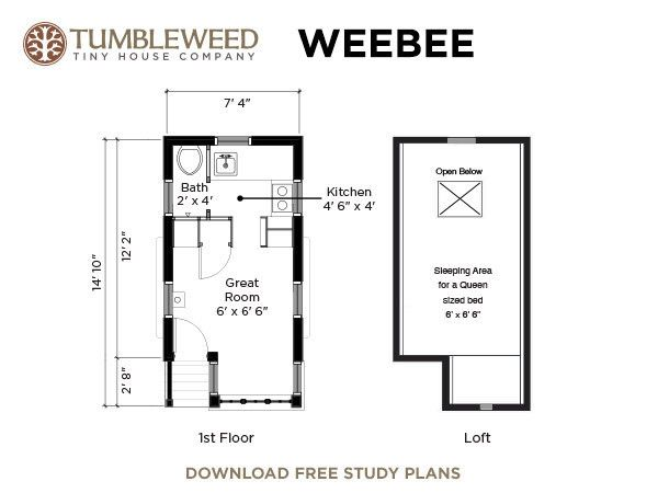 weebee layout almost 15x8 building plansgreen buildinghouse
