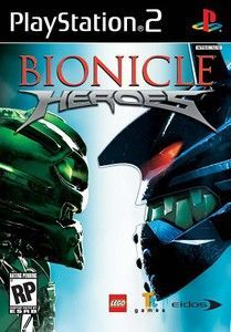 Bionicle Heroes - PS2 Game | Products | Xbox 360 games, Hero games