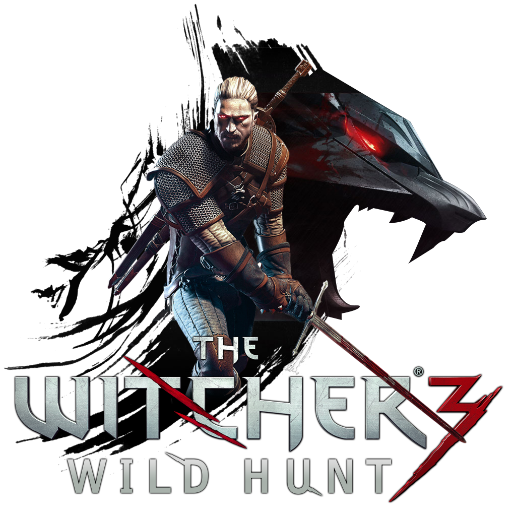The Witcher 3 Logo Png Image The Witcher Wild Hunt Wild Hunt The Witcher