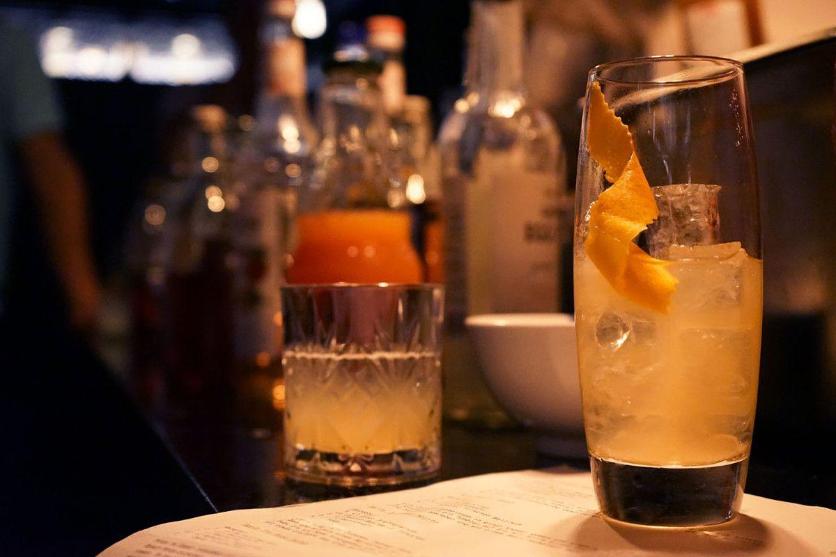 Cocktail workshop - siroop