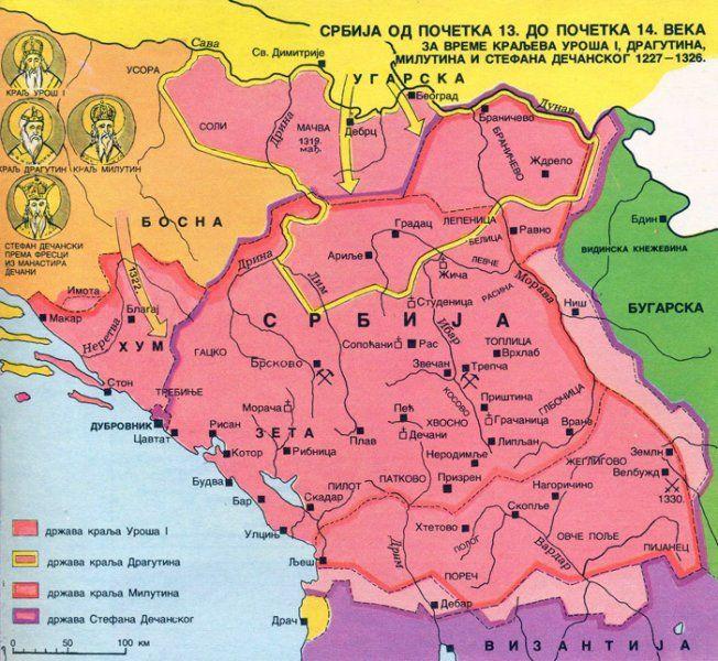 srbija karta Резултат слика за srbija karta 19 vek | Serbian history  srbija karta